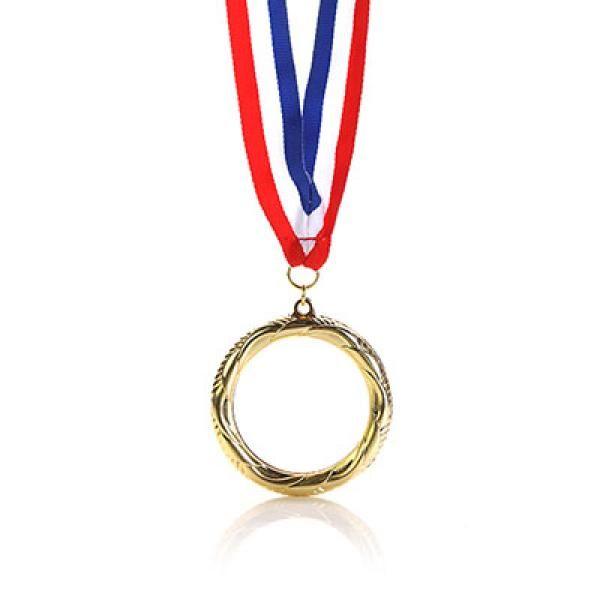 Petal Frame Acrylic Medal Awards & Recognition Medal Promotion AMD1013_GoldThumb[1]